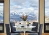 Additional Dining in Great Room - Ridgetop Refuge - Jackson Hole, WY - Luxury Villa Rental