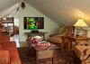 Media Room - The Cabin - Jackson Hole, WY - Luxury Villa Rental