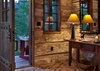 Entryway - Shooting Star Cabin 03 - Teton Village Luxury Villa Rental