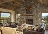 Great Room - Shooting Star Cabin 06 - Teton Village Luxury Villa Rental