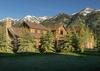 Front Exterior - Four Pines 12 - Teton Village Luxury Villa Rental