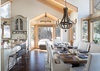 Dining - Grand View Hideout - Jackson Hole - Luxury Vacation Rental