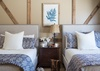 Guest Bedroom 1 - Grand View Hideout - Jackson Hole - Luxury Vacation Rental