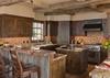 Kitchen - Shooting Star Cabin 06 - Teton Village Luxury Villa Rental