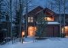 Exterior -  Moose Creek 04 - Slopeside Cabin in Teton Village - Luxury Villa Rental