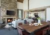 Great Room - Fish Creek Lodge 11 - Teton Village - Luxury Villa Rental
