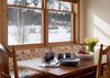 Breakfast Nook - Canyon Land - Teton Village, WY - Luxury Villa Rental