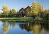 Pond - Chateau on the West Bank - Jackson Luxury Villa Rental