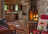 Great Room - The Cabin - Jackson Hole Luxury Cabin Rental