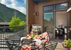 Deck - Pearl at Jackson 203 - Jackson Hole, WY - Luxury Villa Rental
