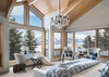 Master Bedroom - Grand View Hideout - Jackson Hole - Luxury
