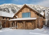 Front Exterior - Fish Creek Lodge 08 - Teton Village, WY - Luxury Villa Rental