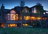 Back Exterior - Riversong Lodge - Wilson WY Luxury Villa Rental