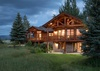 Exterior- Two Elk Lodge  - Jackson Hole, WY - Luxury Villa Rental