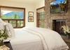 Guest Bedroom 1 - Shooting Star Cabin 01 - Teton Village, WY - Luxury Villa Rental