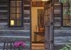 Entry - Shooting Star Cabin 06 - Teton Village Luxury Villa Rental