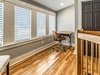 3rd Floor Master Suite - Equipped with a Work Station
