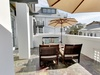 Balcony - Furnished with a Plush Sofa & Chairs