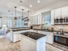 Kitchen - Equipped with Stainless Steel Appliances