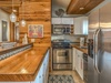 Carriage House Kitchen - Featuring Stainless Steel Appliances