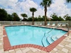 Community Pool - Supplied with Ample Lounging Space