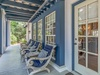 Front Porch - Furnished with Over-sized Chairs for Relaxing