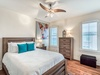 Guest Bedroom - Furnished with a Queen Size Bed