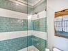 3rd Floor Bunk Room En Suite - Custom Tiling in the Walk In Shower