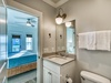 Jack & Jill Bathroom - Providing Private Access from the Guest and Bunk Room