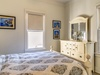 1st Floor Guest Bedroom - Furnished with a Queen Size Bed