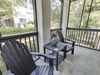 2nd Floor Balcony - Access from the Den with Views of the West Long Green