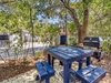 Back Yard - Equipped with a Grill & Dining Area for Four