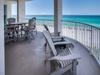 Gulf Views from Balcony