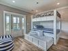 3rd Floor Bunk Room - Queen over Queen Bunk Bed with Twin Trundle