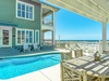 Pool Deck - Furnished with a Dining Area for Six