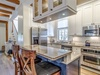 Kitchen - Featuring High-end Stainless Steel Appliances