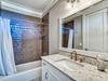 2nd Floor Guest En Suite - Tub & Shower Combo with Single Vanity