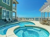 Gulf Front Private Pool & Hot Tub!