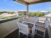 3rd Floor - Balcony - Dining Area with Access to a Wet Bar