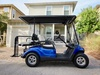 Get to the Beach in a Breeze in the Four Seater Golf Cart