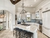 Kitchen - Equipped with a Separate Ice Maker & Wine Cooler