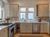 Kitchen - Featuring a Gas Range & Stainless Steel Appliances