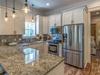 Kitchen - Enhanced with Granite Countertops