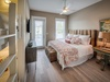 2nd Floor Master Suite - King Bed plus Twin over Twin Bunks
