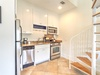 Kitchen - Equipped with Full-size Stainless Steel Appliances
