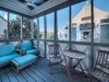 2nd Floor Master Suites' Private Balcony - Screen-in & Furnished with Outdoor Seating