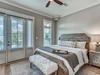 2nd Floor Guest Suite - Large Balcony Windows