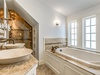 3rd Floor Master En Suite - Featuring a Walk In Shower & Soaking Tub