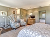 Master Suite - Peaceful Sitting Area for Two