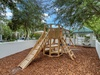 Swing Away your Summer Days at the Children's Playground